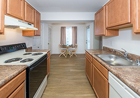 large kitchen rental